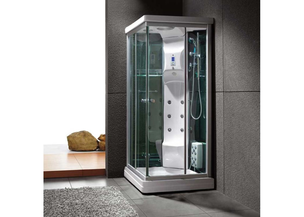 cabine de douche hammam 28 jets swan cabine de douche hydromassante rectangulaire. Black Bedroom Furniture Sets. Home Design Ideas