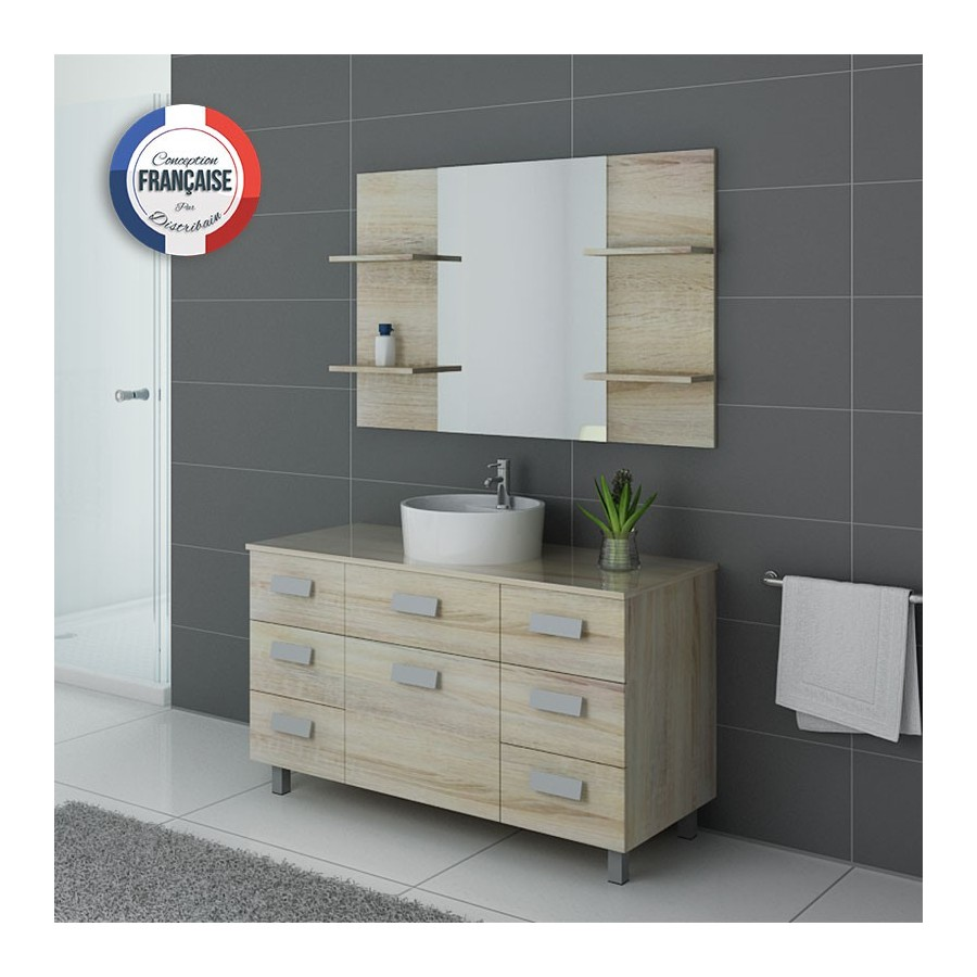 imperial sc meuble salle de bain sur pieds scandinave. Black Bedroom Furniture Sets. Home Design Ideas