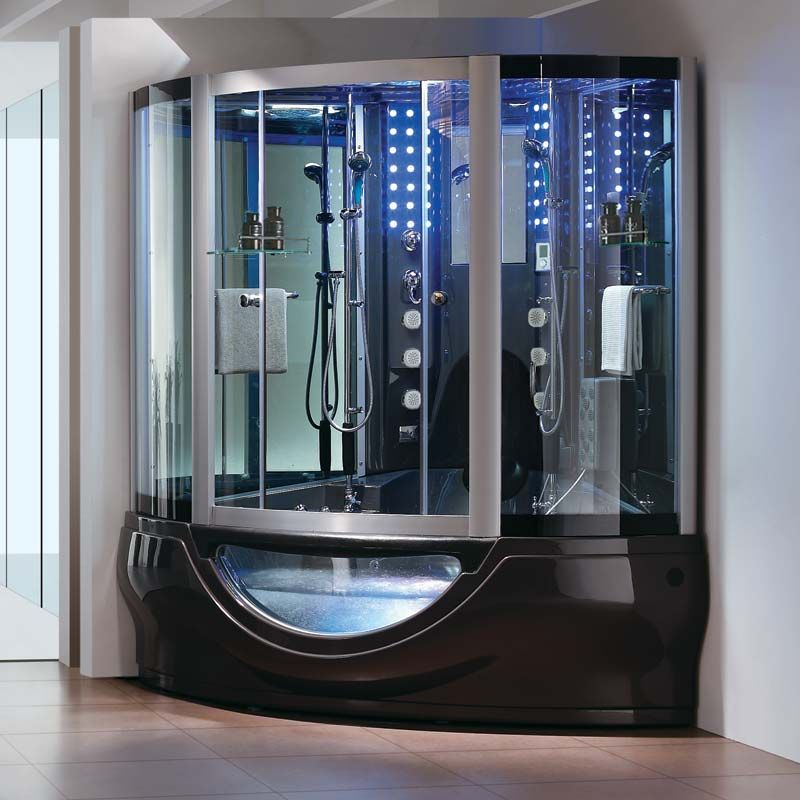 cabine de douche 2 places 22 jets baignoire et douche 2. Black Bedroom Furniture Sets. Home Design Ideas