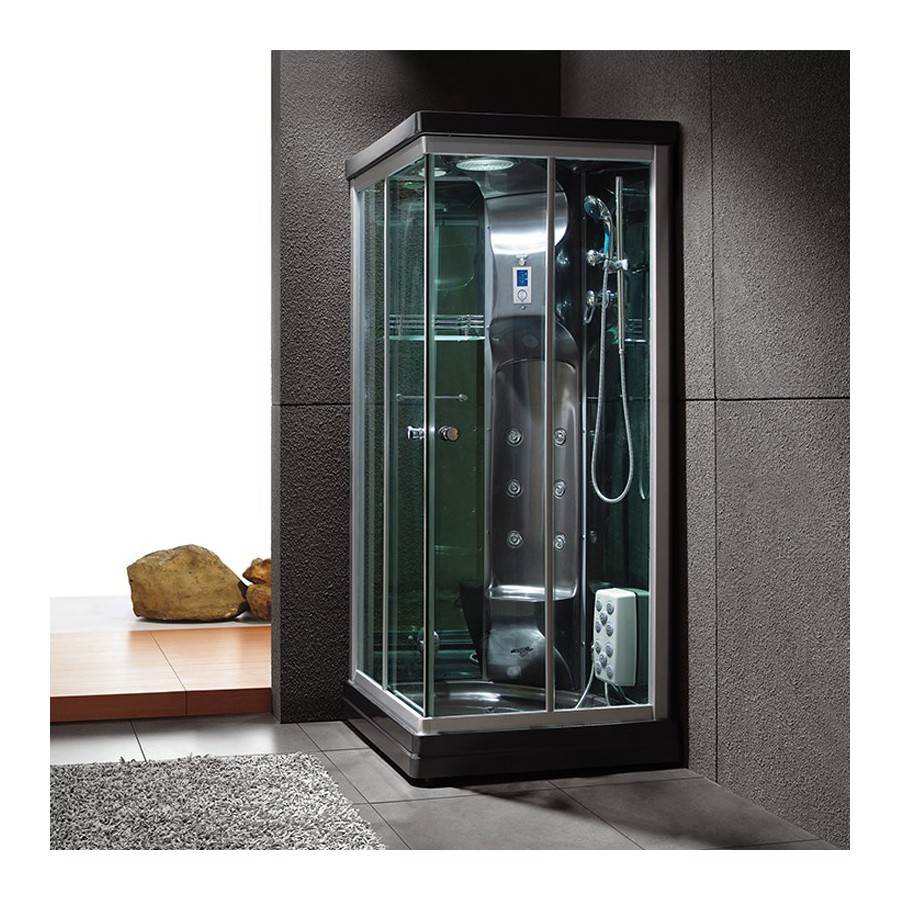 black swan cabine de douche hammam. Black Bedroom Furniture Sets. Home Design Ideas