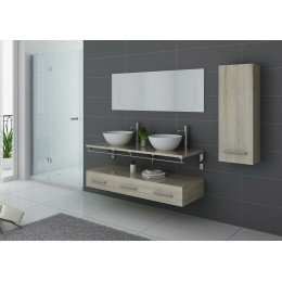 VIRTUOSE DUO SC Meuble salle de bain Scandinave