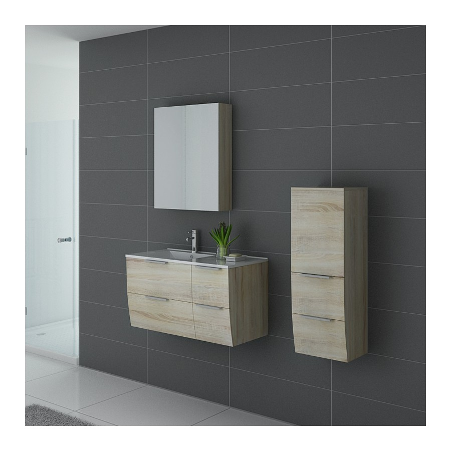 parme sc meuble salle de bain scandinave. Black Bedroom Furniture Sets. Home Design Ideas