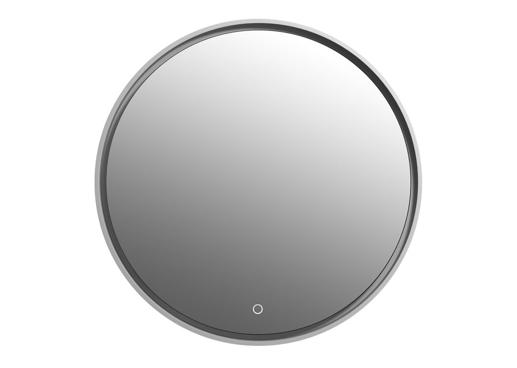 miroir rond avec clairage leds sdwd2906 2. Black Bedroom Furniture Sets. Home Design Ideas