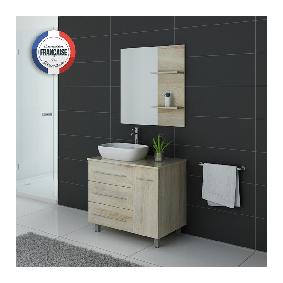 toscane sc meuble salle de bain scandinave. Black Bedroom Furniture Sets. Home Design Ideas